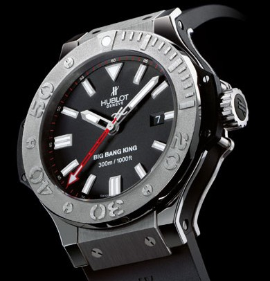 Avec la Big Bang King, Hublot innove en 48 mm
