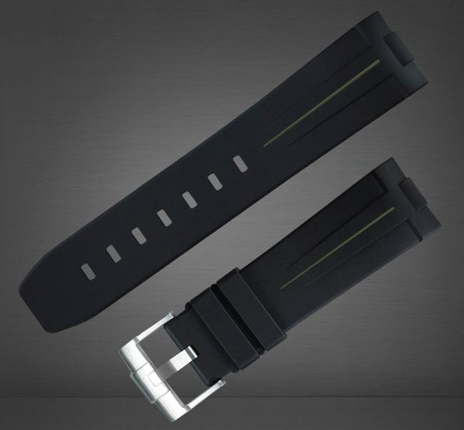 RubberB : un nouveau bracelet caoutchouc intégré pour Panerai très réussi !