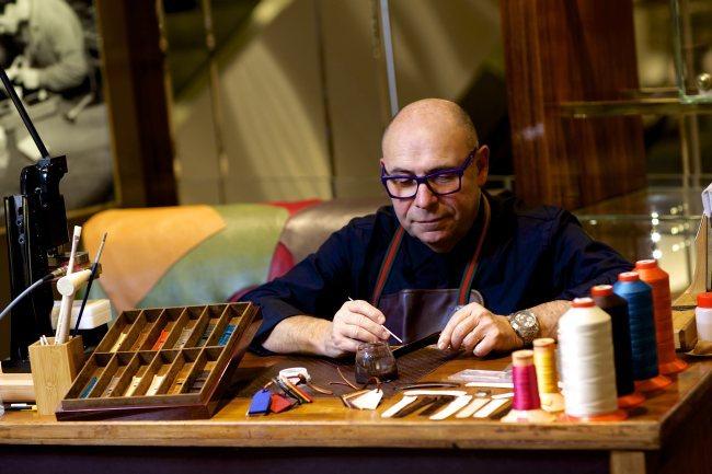 Gucci : un corner bracelet-montre au Printemps Haussmann