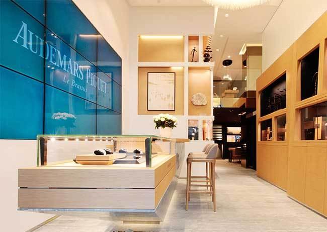 Audemars Piguet : ouverture d'une boutique à Zürich
