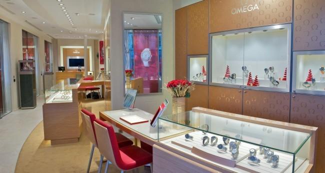 Omega : rive droite, rive gauche, deux nouvelles boutiques à Paris