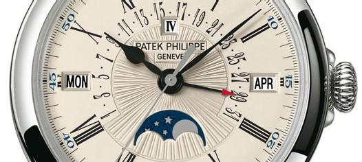 Patek Philippe décline son Quantième Perpétuel avec date rétrograde et boîtier Officier dans une nouvelle taille