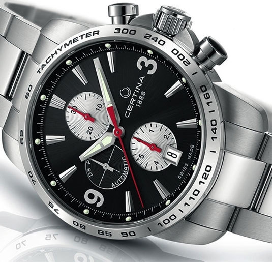 Certina Chronographe DS Podium Automatique