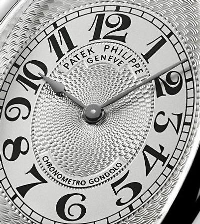 Chronometro Gondolo Patek Philippe Réf. 5098P : le retour d'une légende