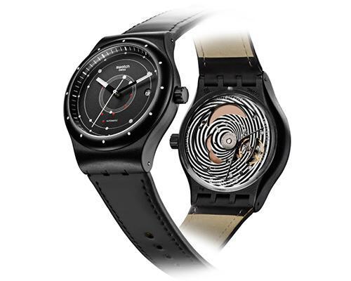 Swatch Sistem 51 : sortie discrète en Suisse semaine 51