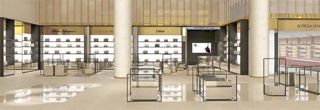 Le Printemps au Carrousel du Louvre