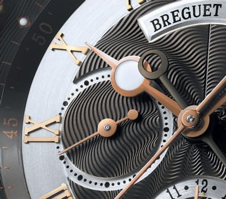 Chronographe Marine 5827 de Breguet