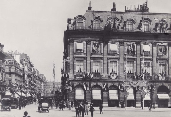 Boucheron, Place Vendôme