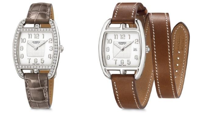 Hermès Cape Cod Silver : le temps c'est de l'argent…