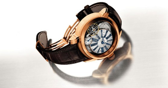 Audemars Piguet Millenary avec seconde morte