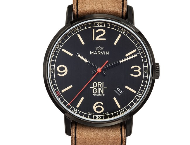 Marvin Origin Modern : automatique et mixte