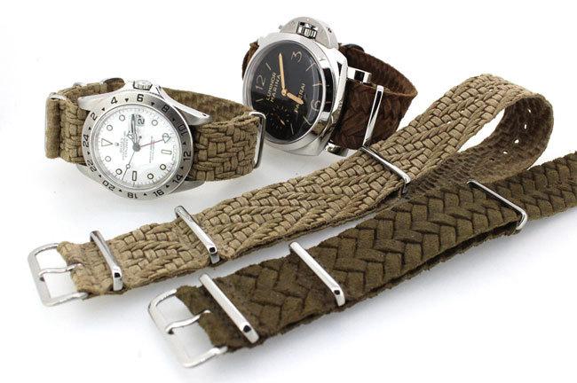 Imprimés Bracelets Nato AbpCuirs Pour Tressé Façon T1Jl5F3uKc