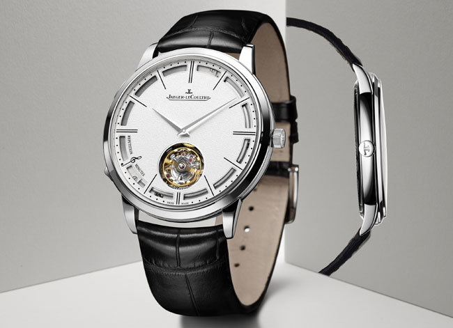 Jaeger-LeCoultre Master Ultra-Thin Minute Repeater Flying Tourbillon : révolution pour répétition !
