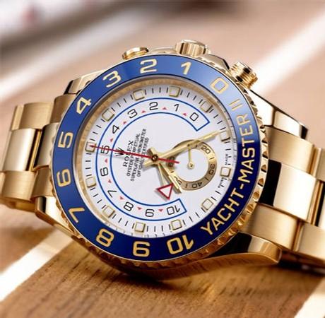 Rolex Yacht Master II : un premier chronographe de régate chez Rolex