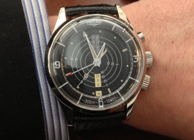 Portrait de Jean-Olivier Allègre : passionné d'élégance et du temps, donc des belles montres