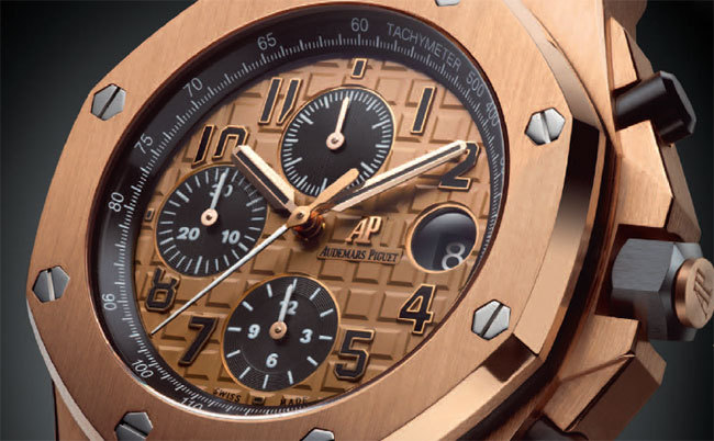 Audemars Piguet : la Royal Oak Offshore revient en force