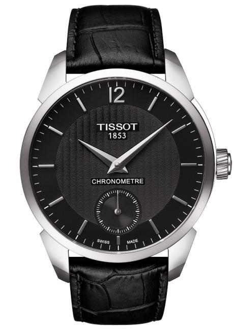 Chronomètre Tissot T-Complication : certifié COSC
