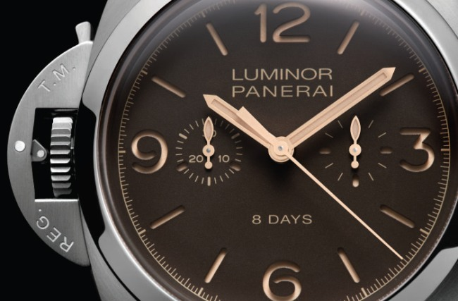 Luminor 1950 Chrono Monopulsante Left-Handed 8 days – 47 mm
