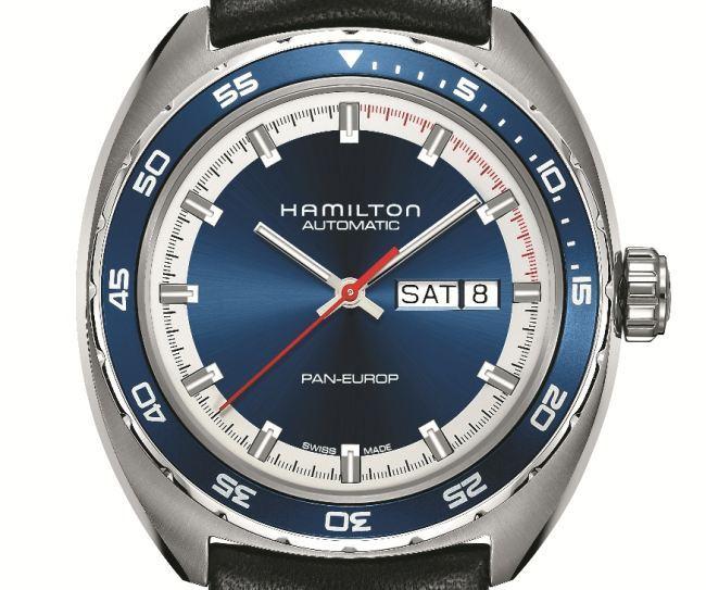Hamilton Pan Europ