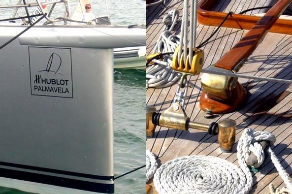 Hublot poursuit ses associations dans le monde du Yachting avec le Real Club Nautico de Palma