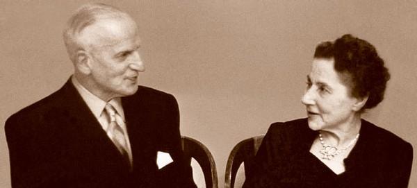 EBEL, les initiales de Eugène Blum Et Lévy