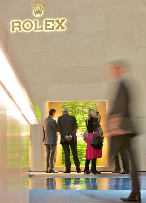 Baselworld 2014 : l'installation commence…