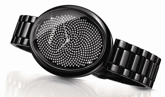 Rado Esenza Ceramic Touch Fibonacci Diamants Edition Limitée