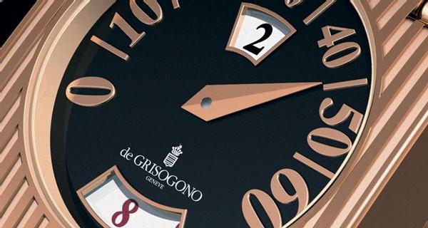 FG One de Grisogono : affichage rétrograde et design avant-gardiste