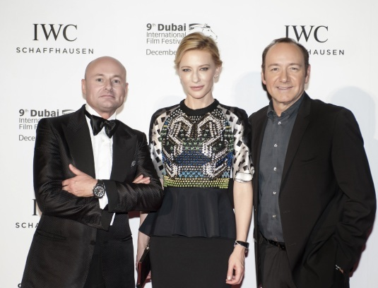 IWC : partenaire du Zurich Film Festival