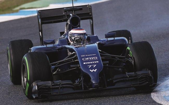 Formule 1 : Oris et Williams, une histoire qui dure…