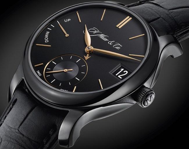 Moser Perpetual Calendar Black Edition