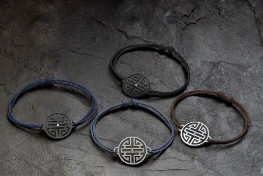 So Nomad : bracelet unisexe et sexy d'inspiration chinoise