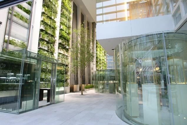Swatch Group : inauguration du Nicolas G. Hayek Center à Tokyo au Japon