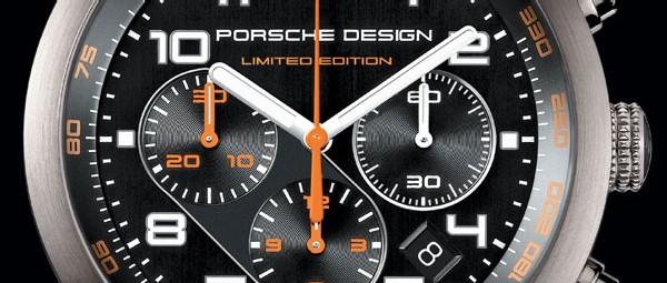 Chronographe PTC de Porsche Design : une édition limitée à 917 exemplaires