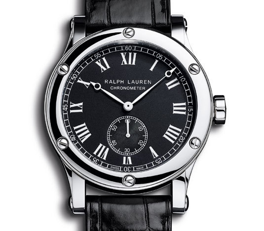 Ralph Lauren Slim Classique Chronomètre