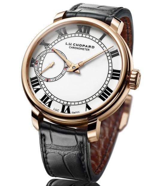 Chopard L.U.C 1963 : un chronomètre de grande classe