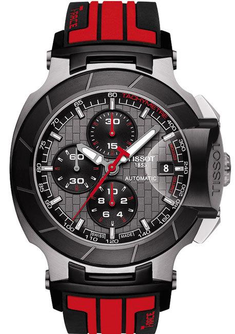 Tissot T-Race MotoGPTM Chronographe automatique Édition limitée 2014