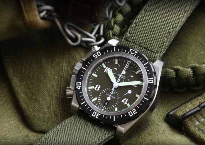 MATWatches, chrono Terre