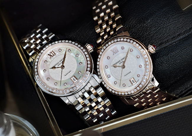 Frédérique Constant Ladies Automatic World Heart Federation