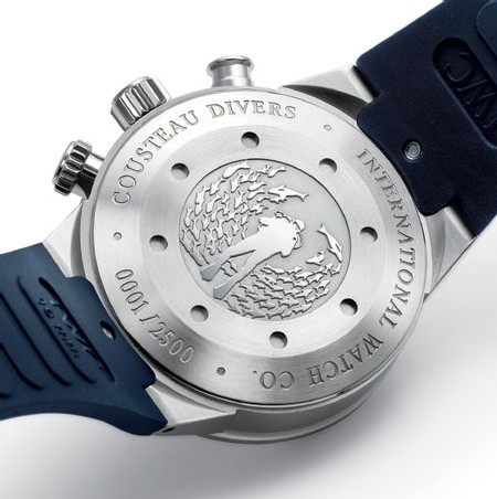 Aquatimer « Cousteau Divers »