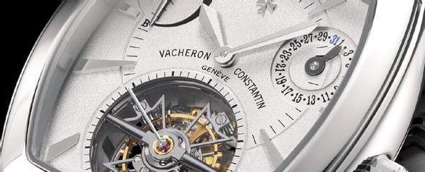 Only Watch 2007 : une Vacheron Constantin Tourbillon toute en platine pour une bonne cause