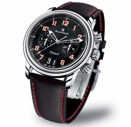 "Léman Chronographe Flyback Grande Date ""Peking to Paris"""