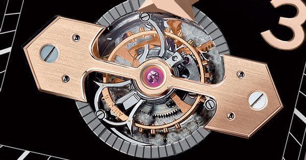 Vintage 1945 Jackpot Tourbillon de Girard-Perregaux : l'univers du jeu rencontre celui des montres