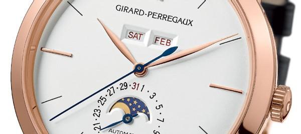 Girard-Perregaux 1966 Calendrier Complet