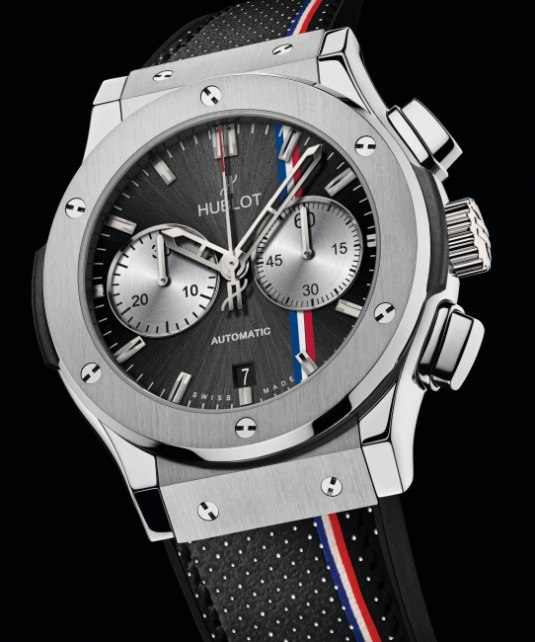 Hublot chrono Tour Auto 2014