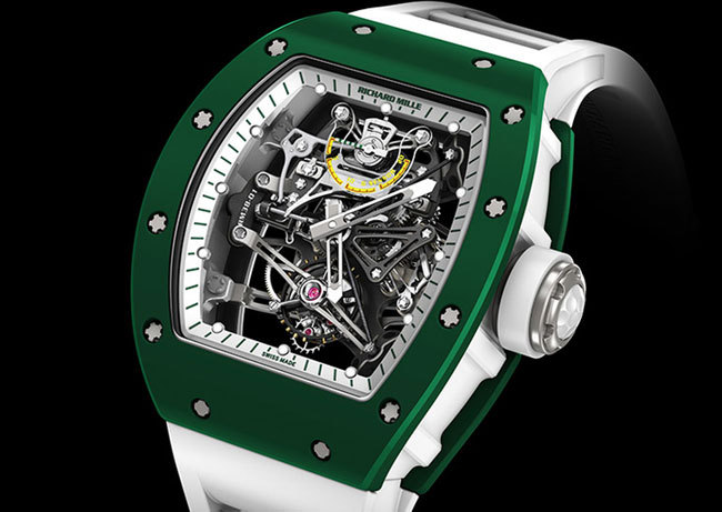 Richard Mille RM 38-01 Tourbillon capteur de G Bubba Watson