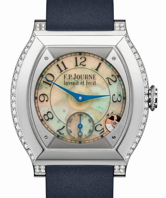 La montre commémorative femme « Elégante » avec cadran Jade