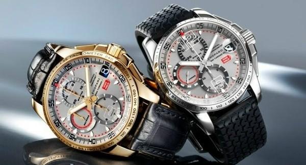 « Mille Miglia » 1927 -2007 : 80 ans de fascination et deux nouveaux chronographes Chopard
