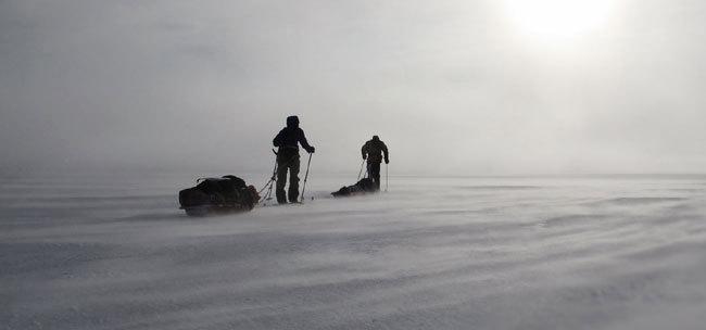 IceLegacy : Alpina s'engage aux côtés de Borge Ousland et Vincent Colliard