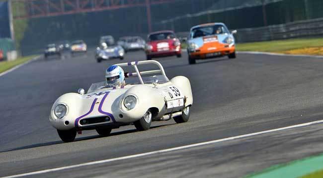 Zenith : chronométreur officiel de quatre rencontres Peter Auto